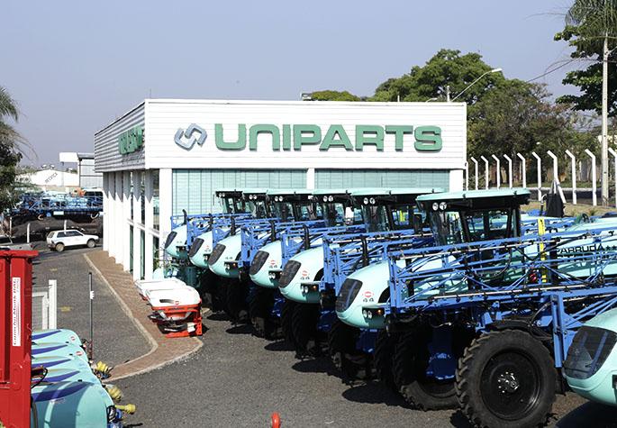 Uniparts - Quem somos