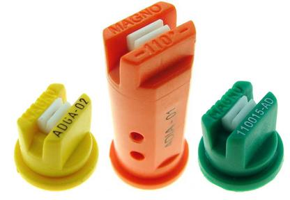 Uniparts - bicos cerâmicos para pulverização