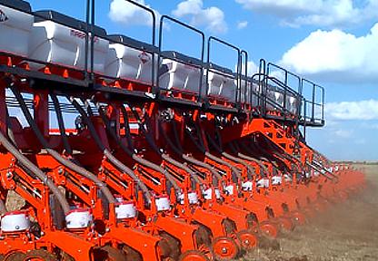 Uniparts - plantadoras pneumaticas rebocada plantio direto