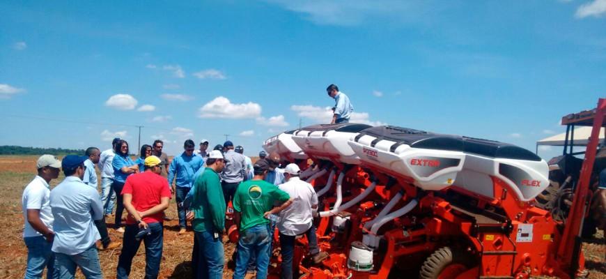 Evento Dia de Campo – Fazenda Nossa Senhora da Aparecida