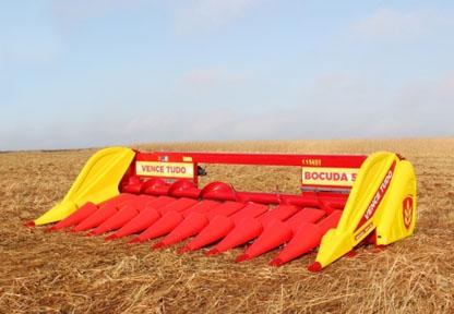 Plataforma de milho - Bocuda Série 8