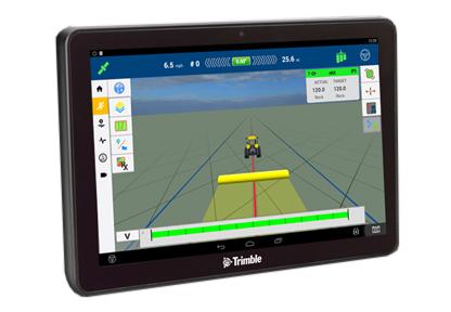 Agricultura de Precisão - GPS Trimble